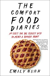 The comfort food diaries 9781451674200