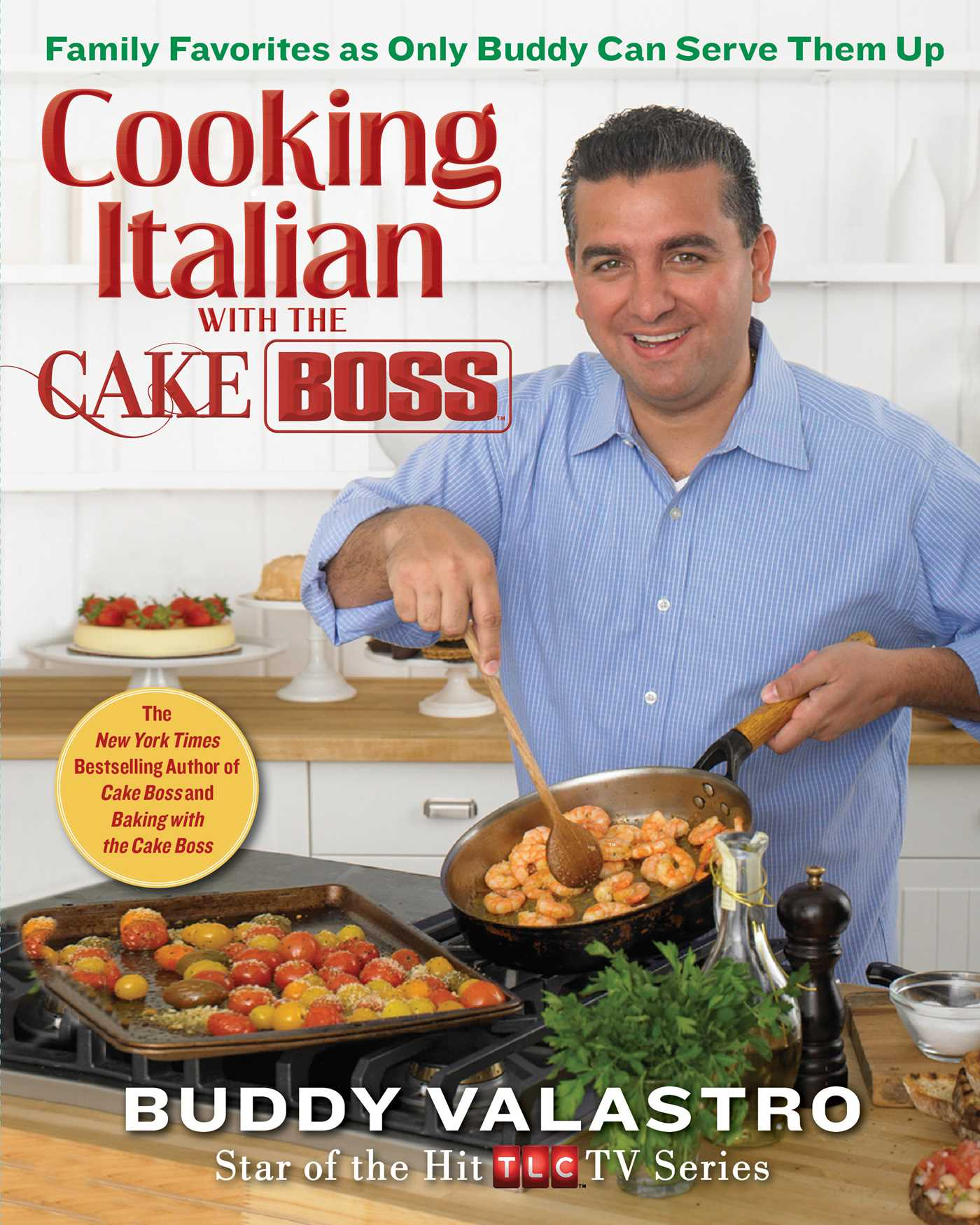 Cooking italian with the cake boss 9781451674323 hr