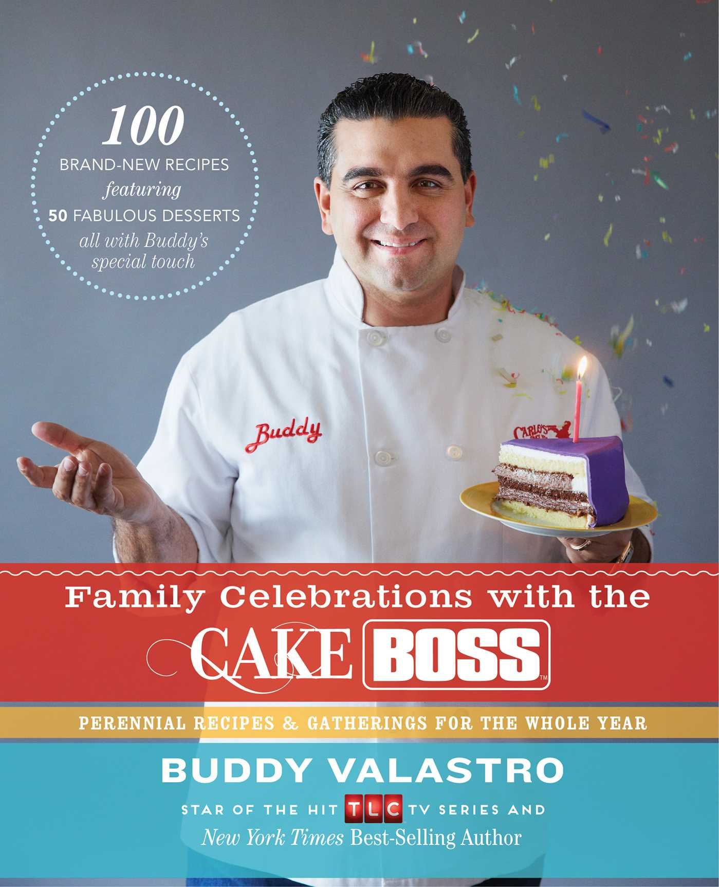 Family celebrations with the cake boss 9781451674378 hr