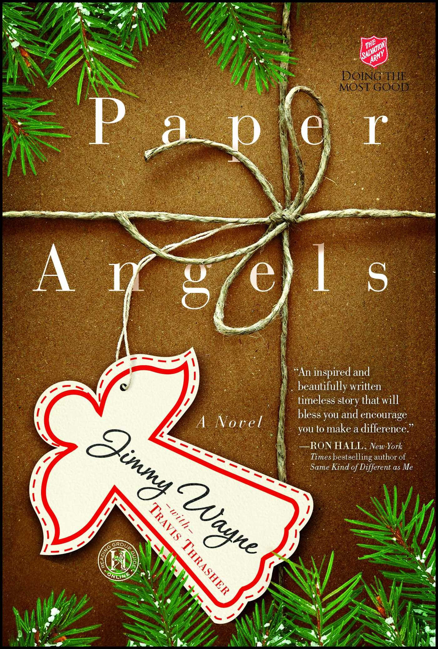Paper angels 9781451674439 hr