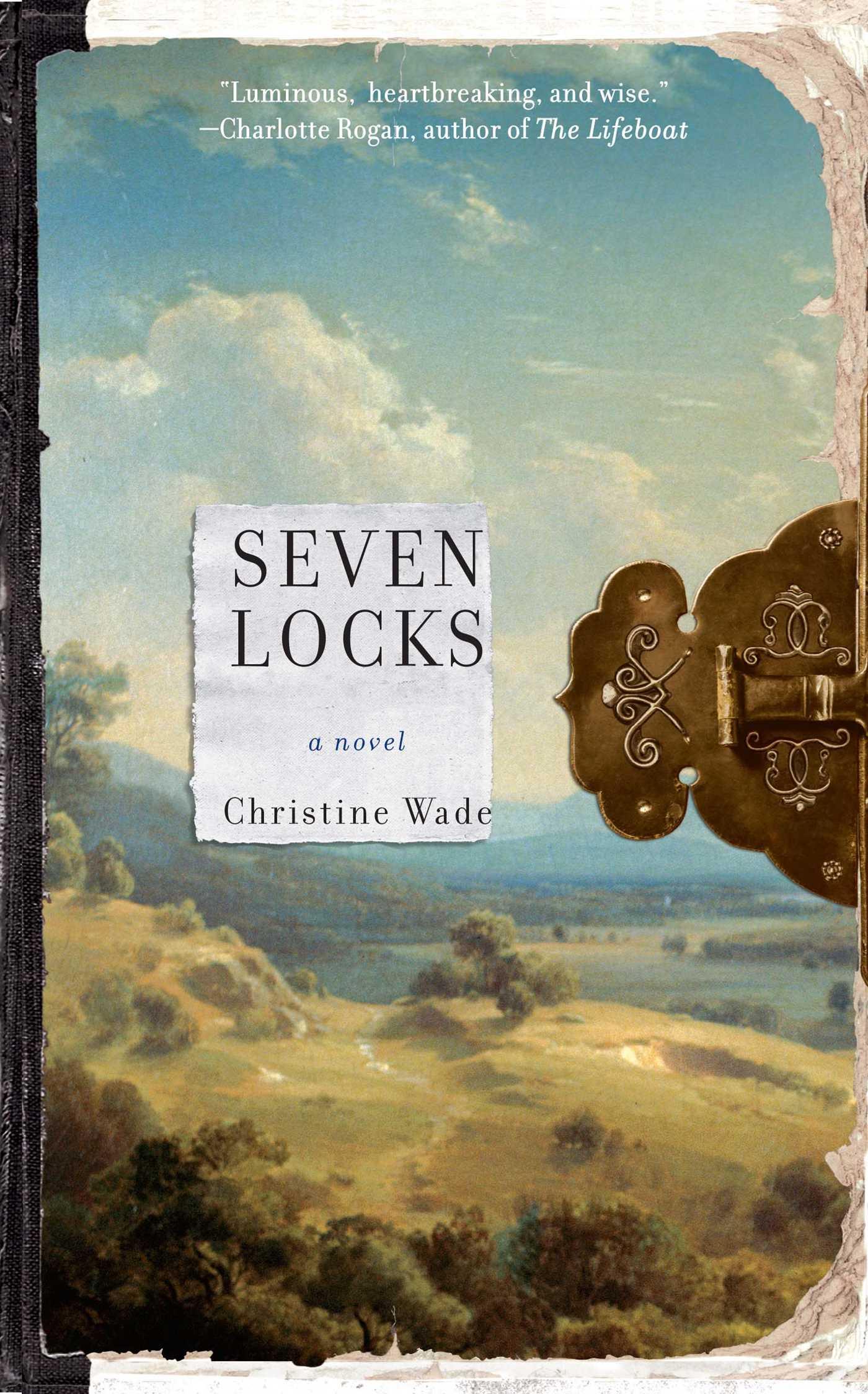 Seven locks 9781451674705 hr