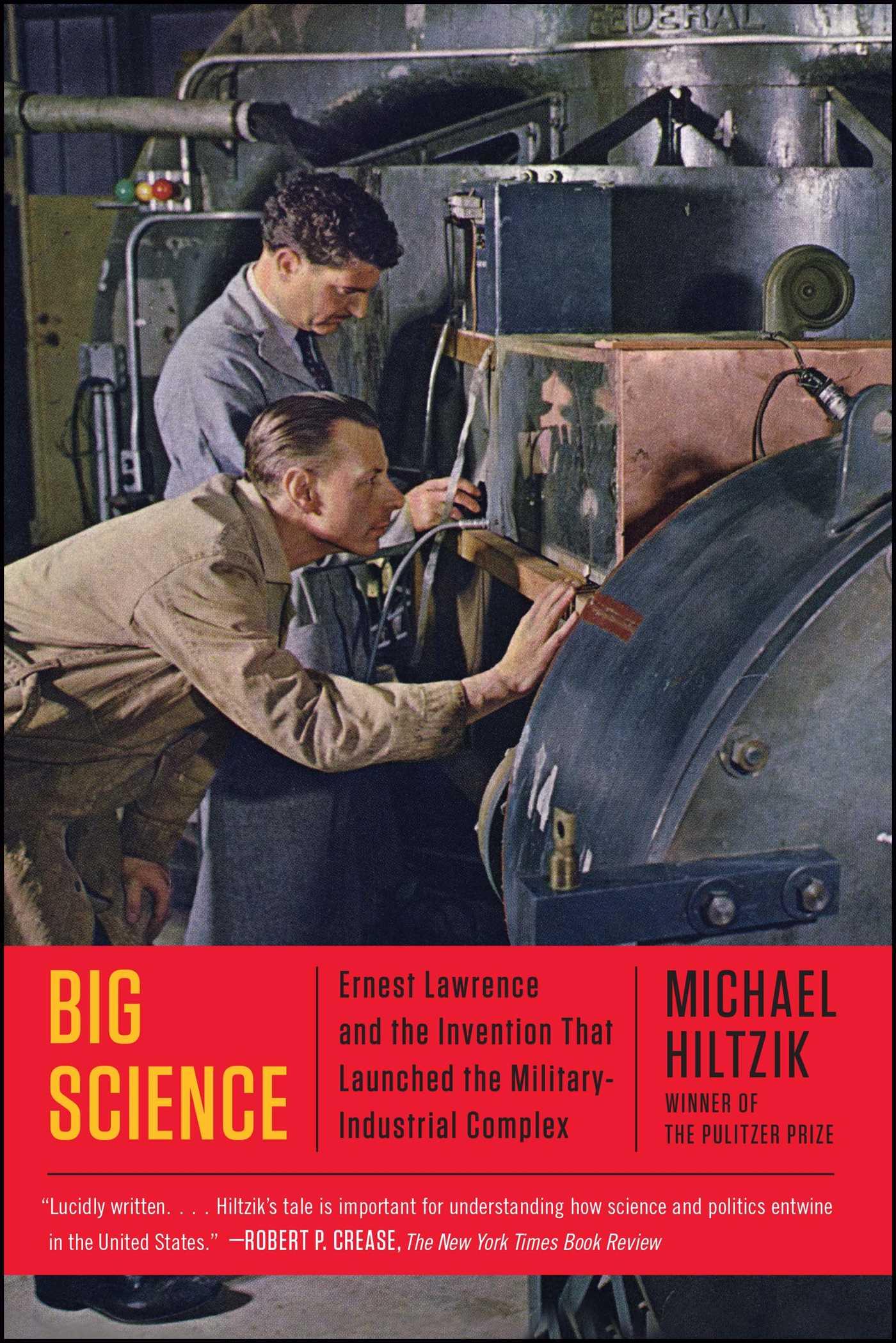 Big science 9781451675764 hr