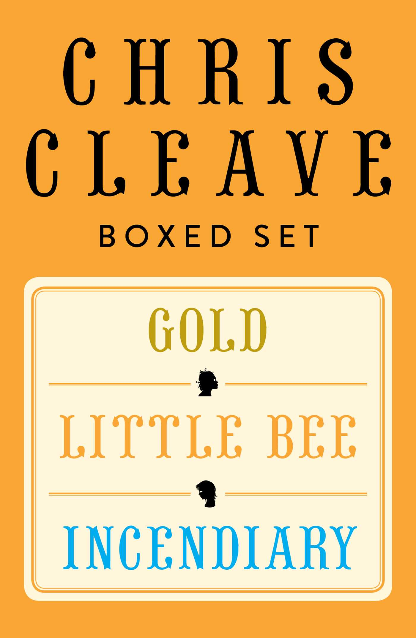 Chris cleave ebook boxed set 9781451676853 hr