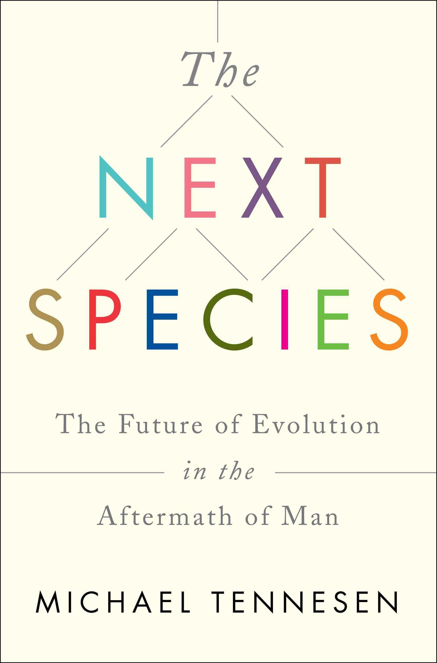 The next species 9781451677515 hr