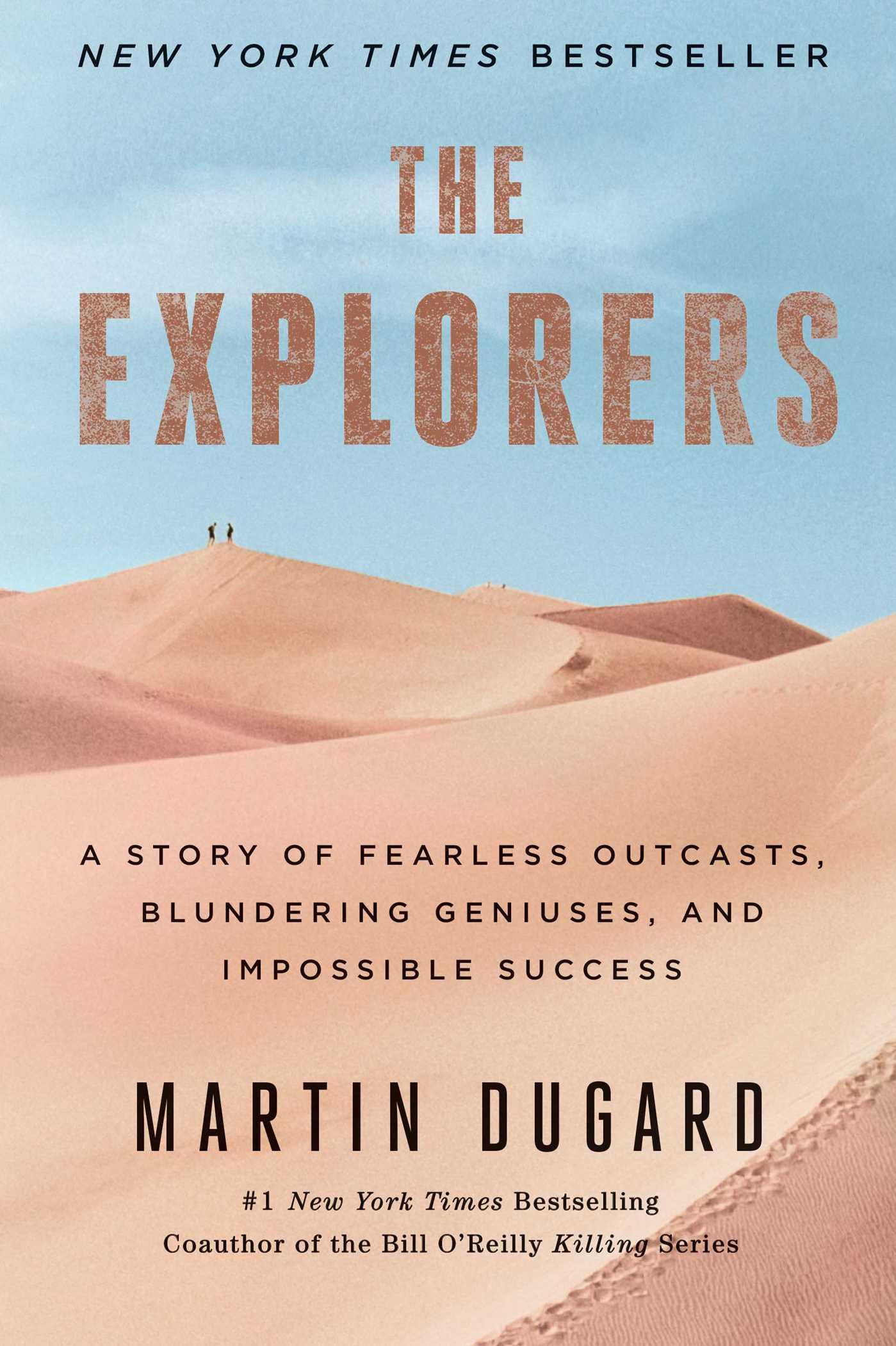 The explorers 9781451677591 hr