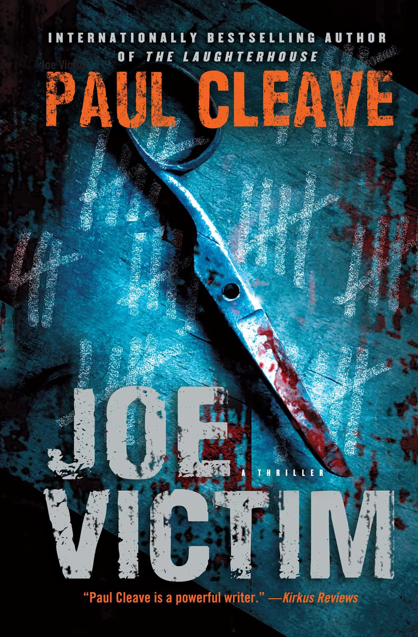 Joe victim 9781451677973 hr