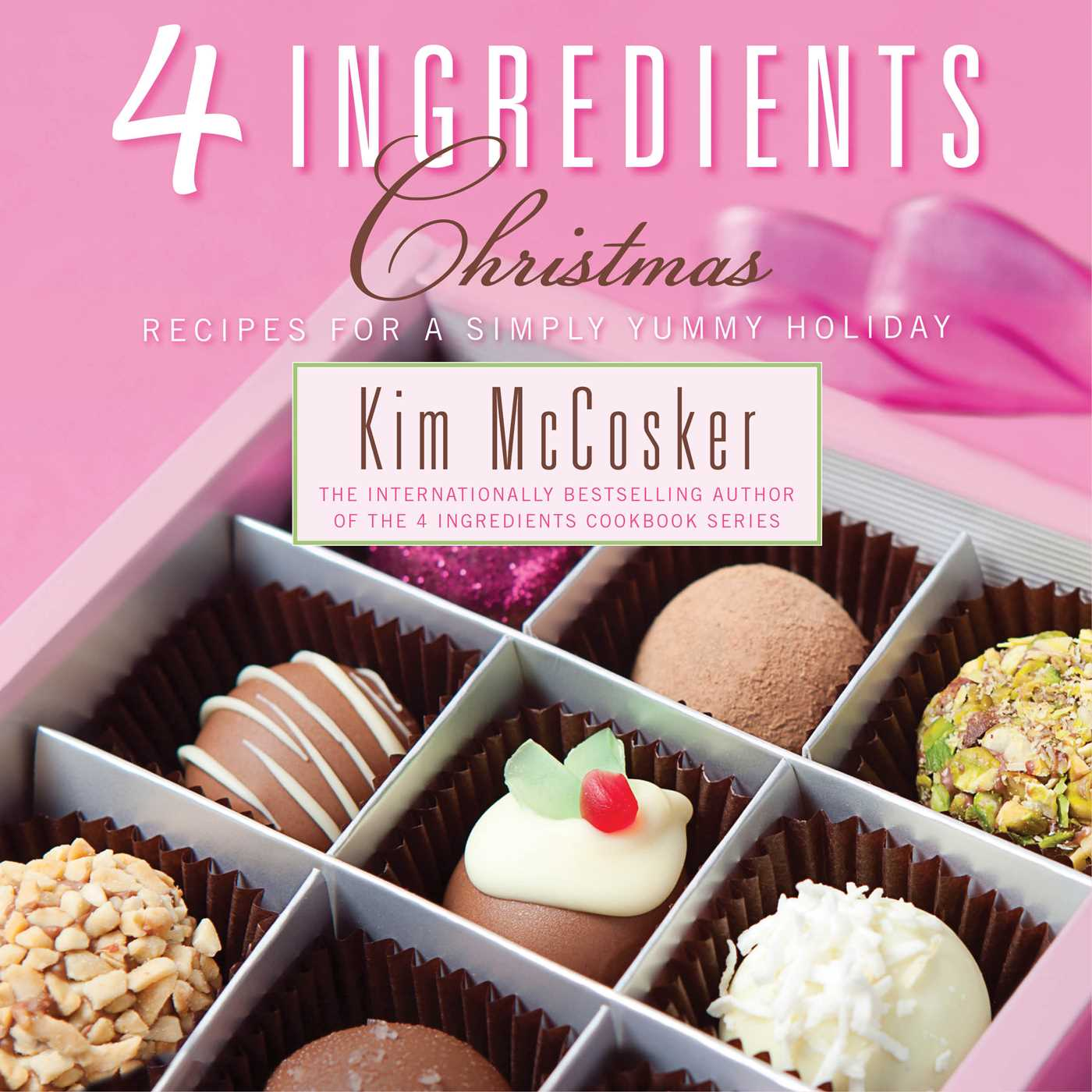 4 ingredients christmas 9781451678024 hr