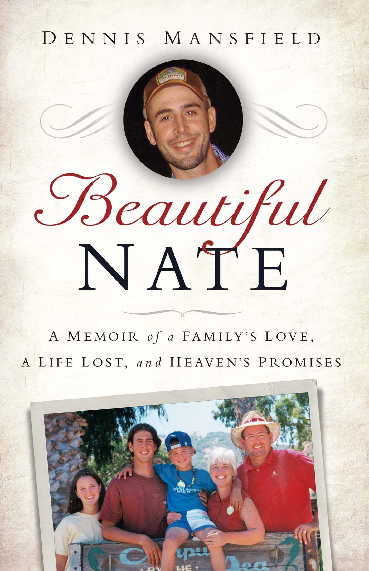 Beautiful nate 9781451678611 hr