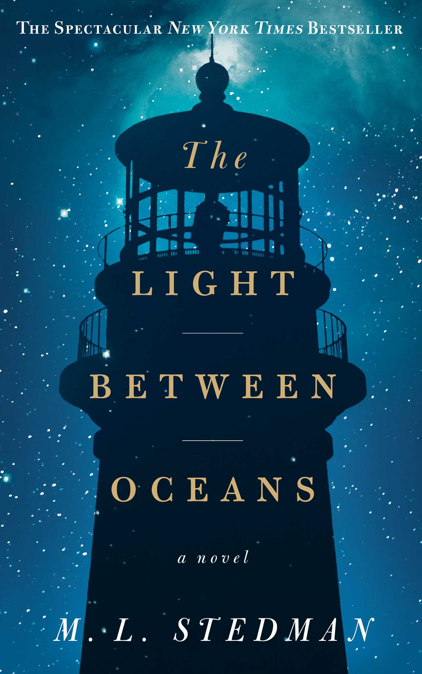 The light between oceans 9781451681758 hr