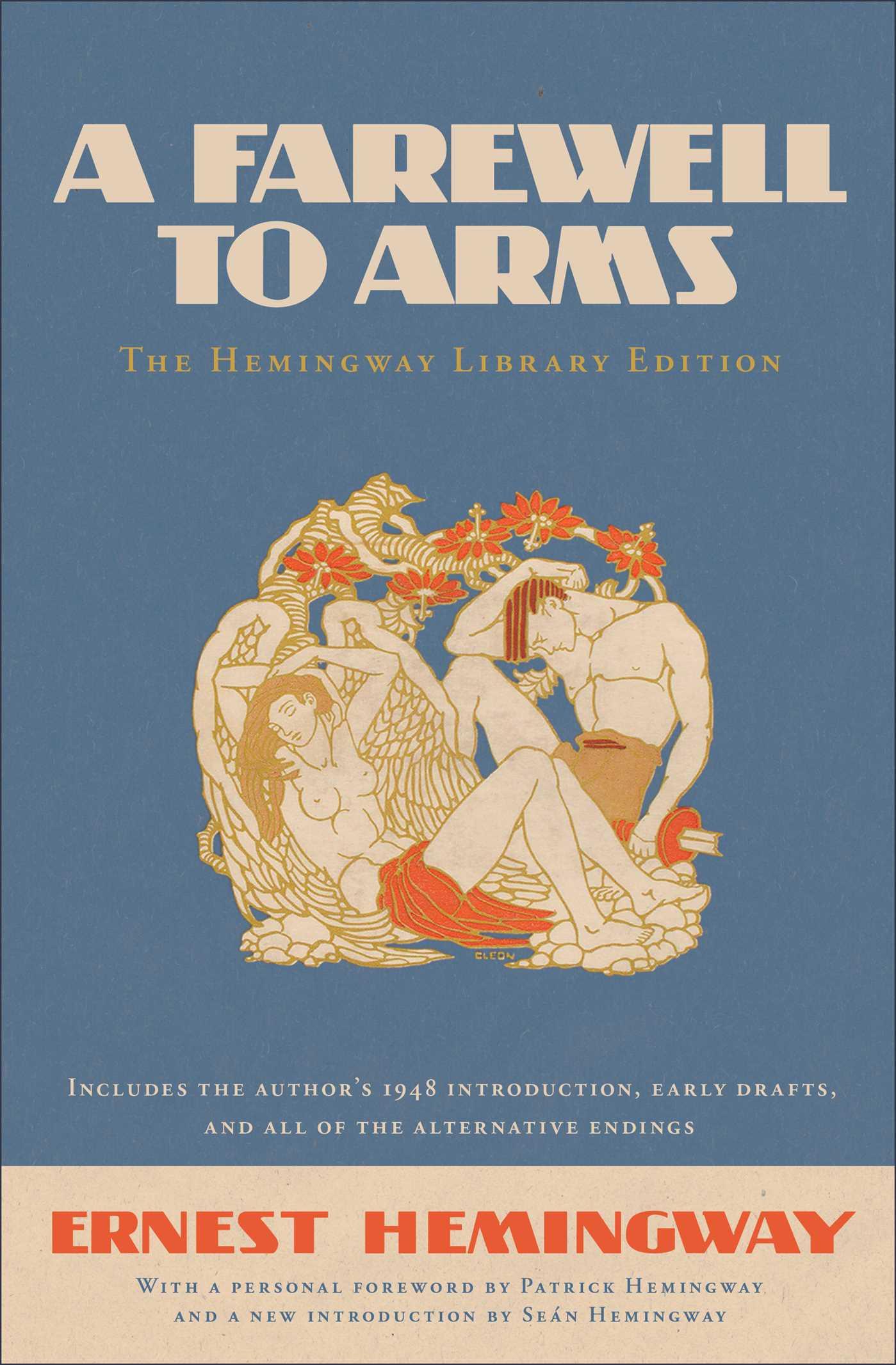 hemingway farewell to arms pdf