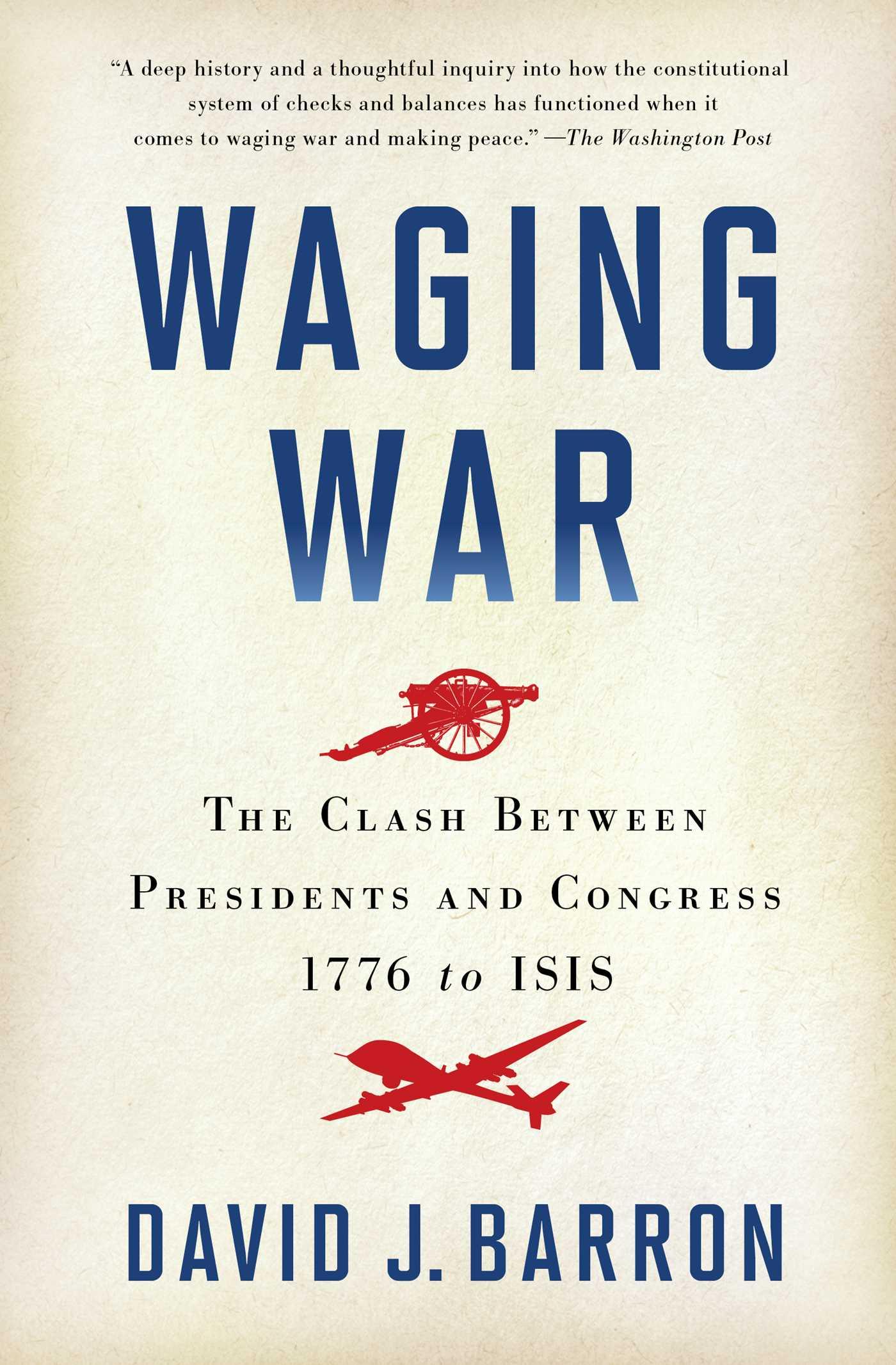 Waging war 9781451681987 hr