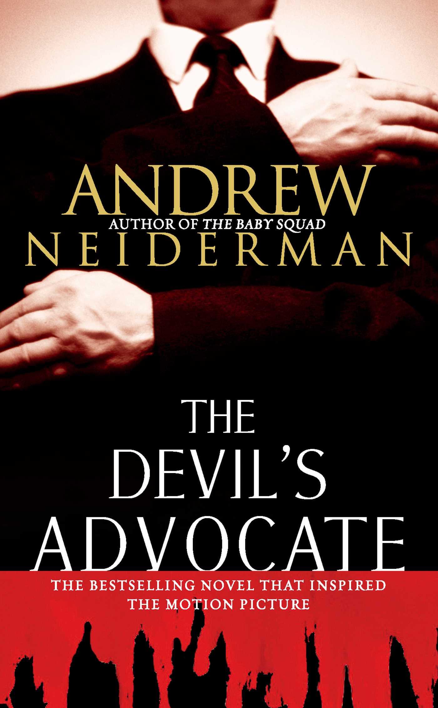 The devils advocate 9781451682557 hr