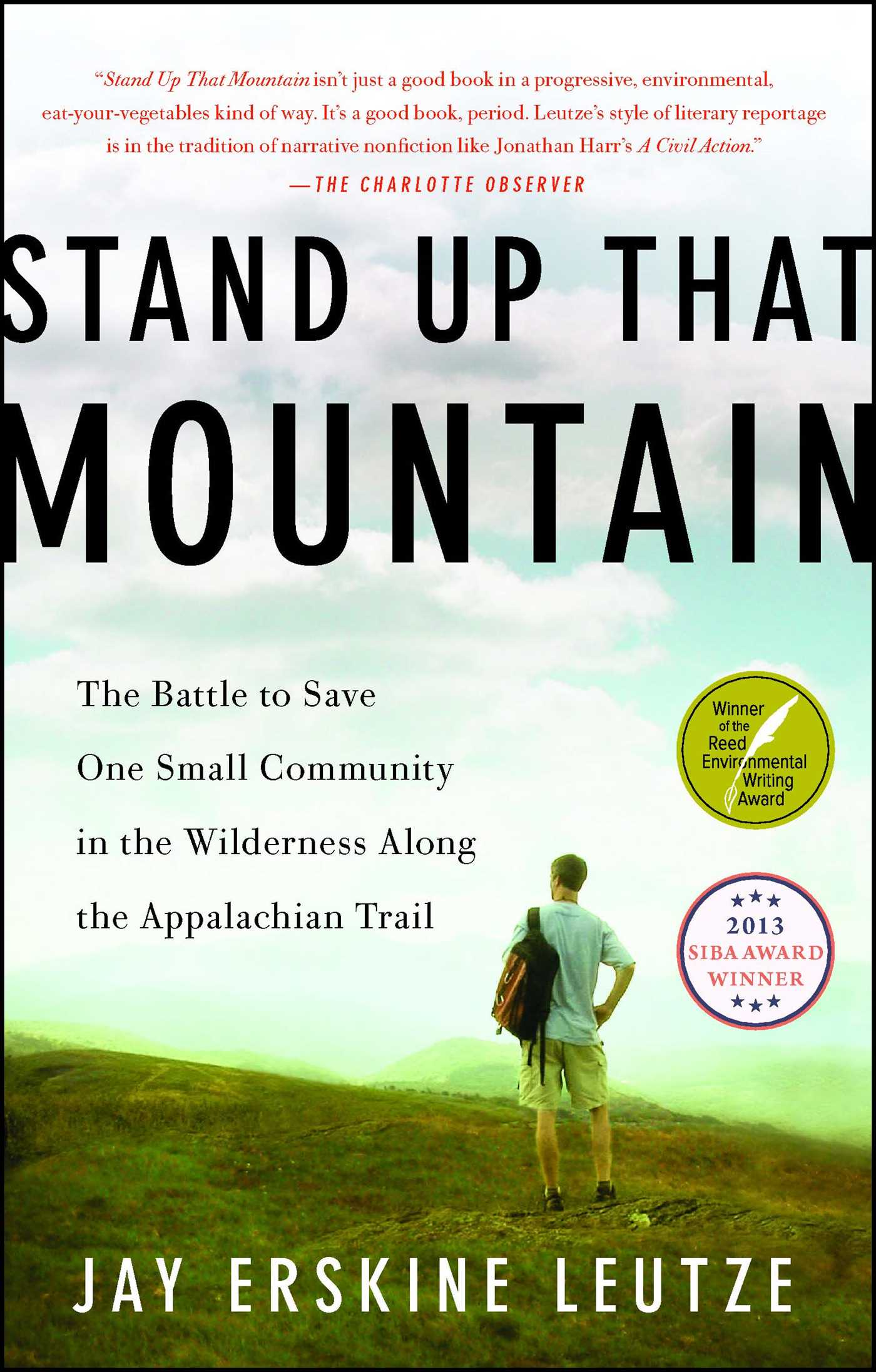 Stand up that mountain 9781451682649 hr