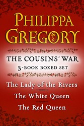 Philippa Gregory's The Cousins' War 3-Book Boxed Set