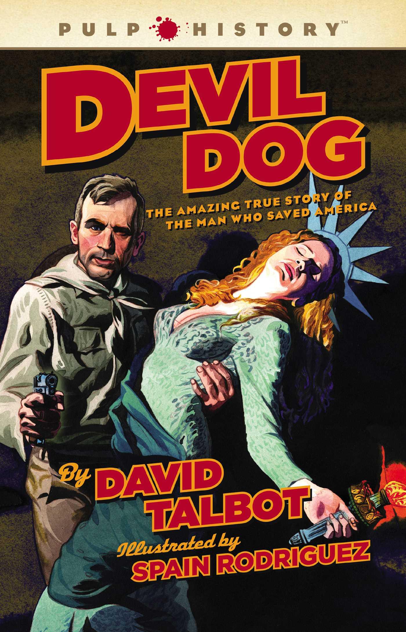 Devil dog 9781451683585 hr