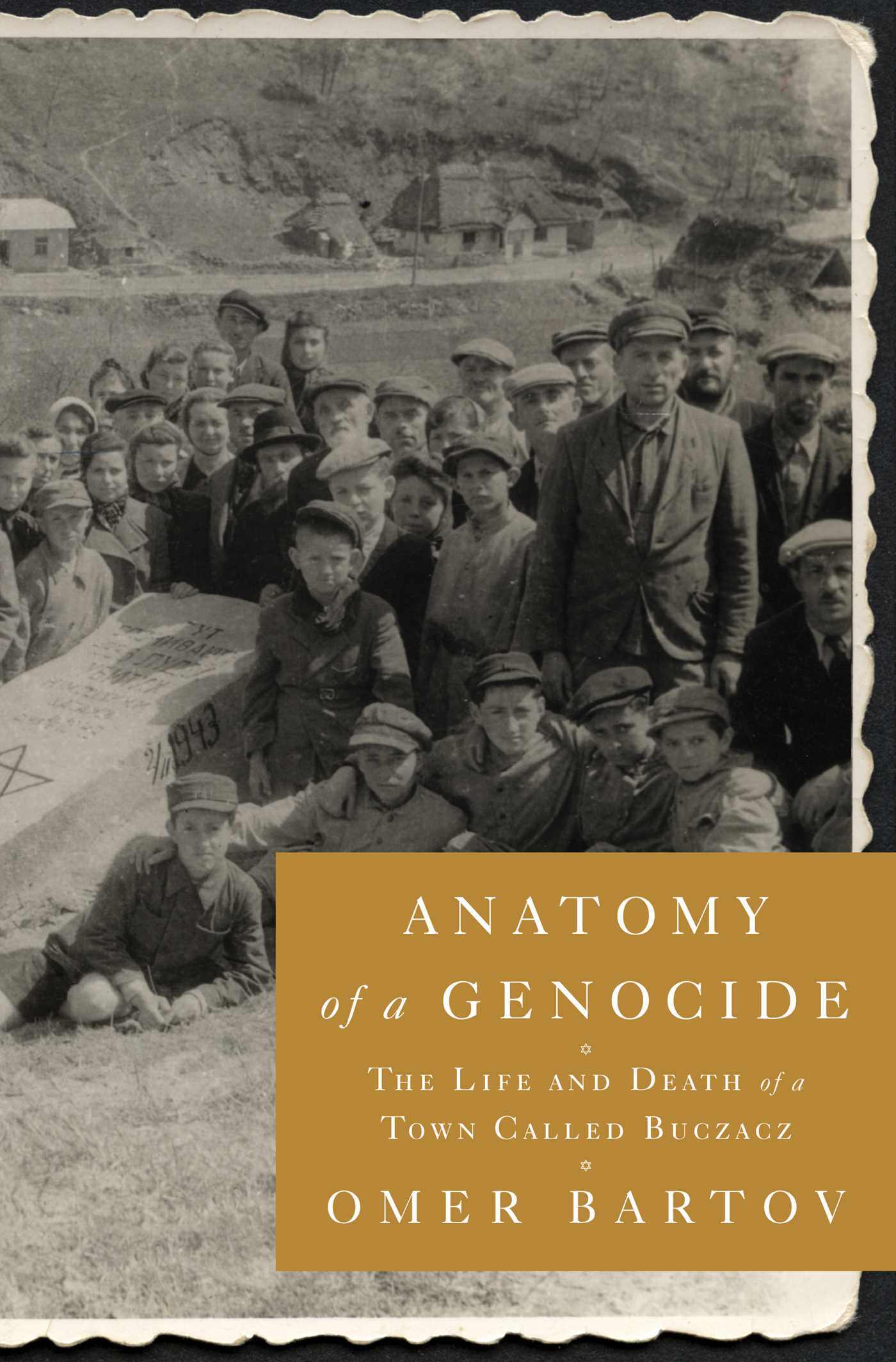 Anatomy of a genocide 9781451684537 hr