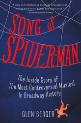 Song of Spider-Man book cover