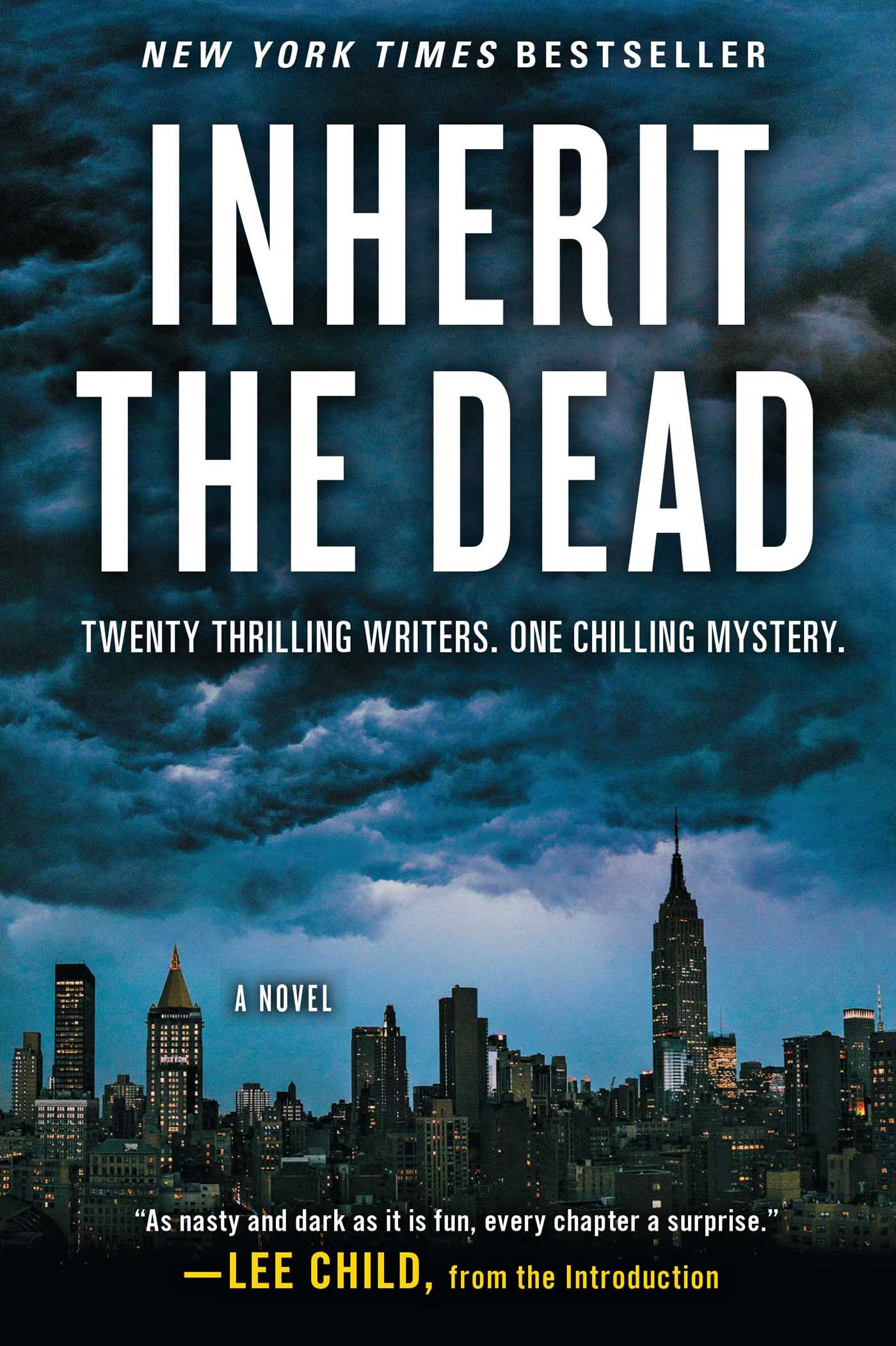 Inherit the dead 9781451684780 hr