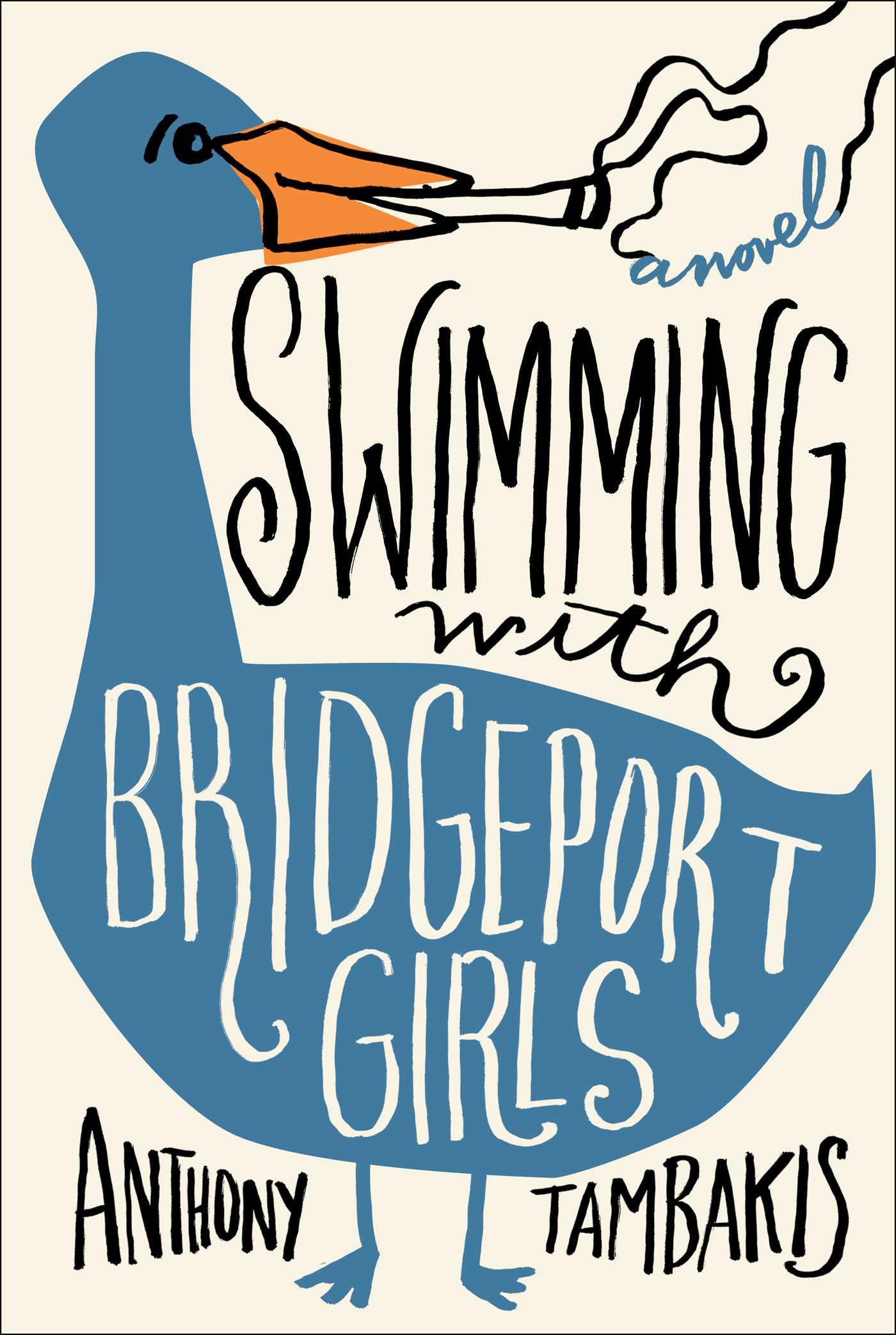 Swimming with bridgeport girls 9781451684919 hr
