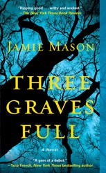 Three Graves Full book cover
