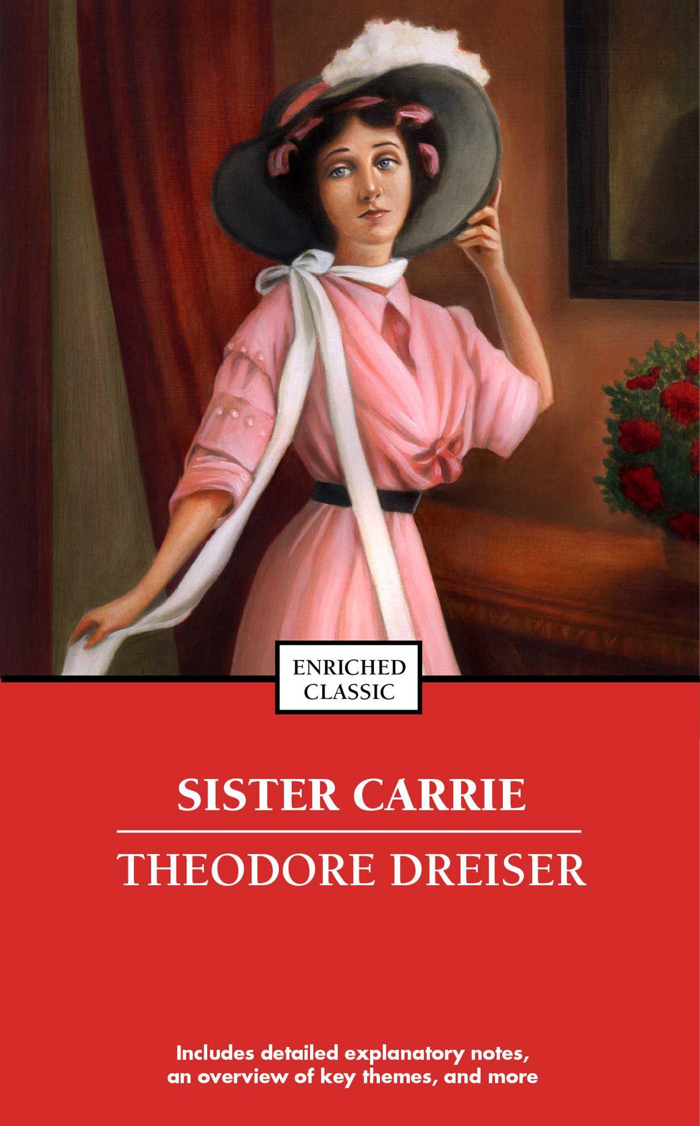 Sister carrie 9781451686319 hr