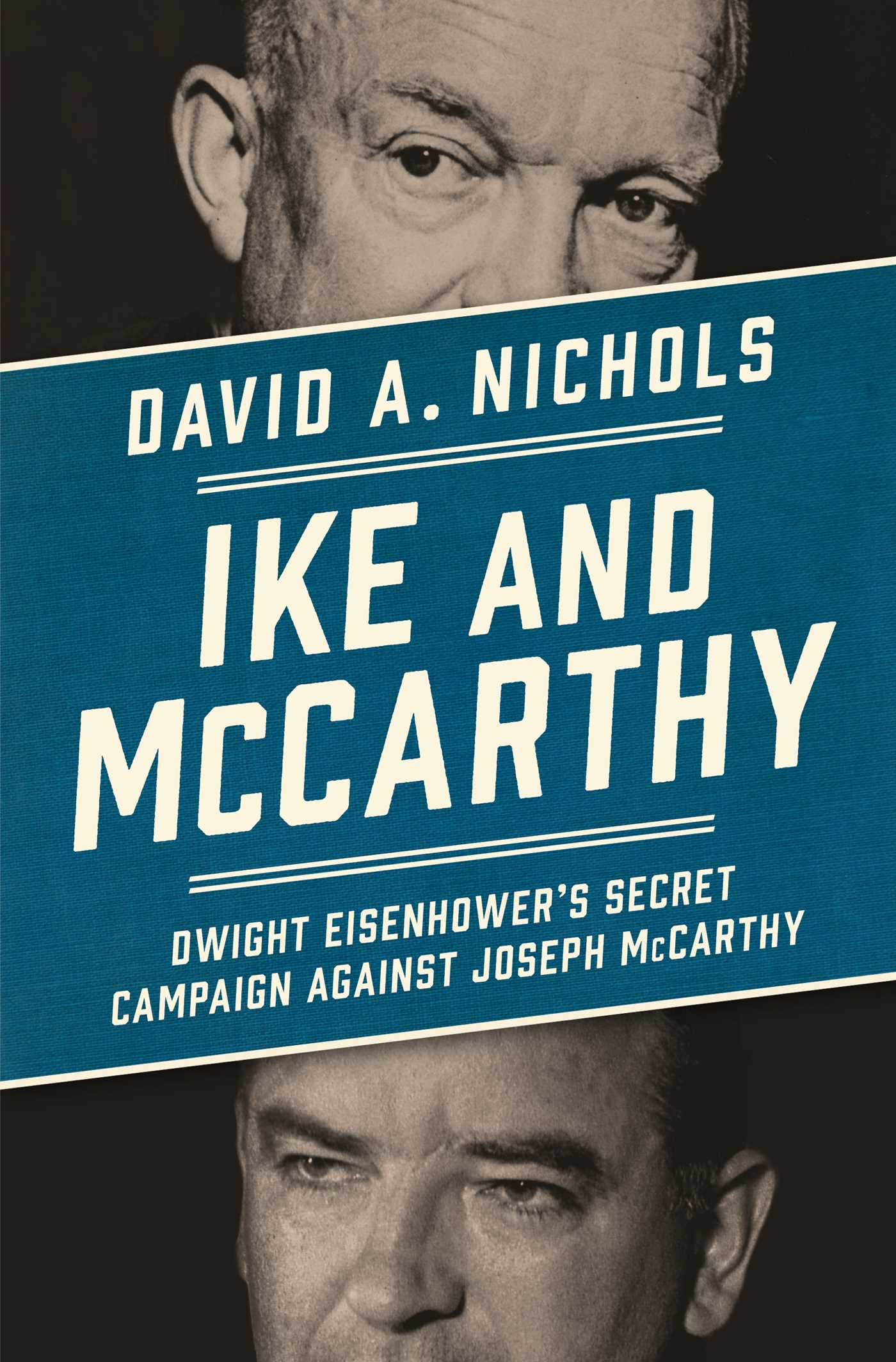 Ike and mccarthy 9781451686609 hr