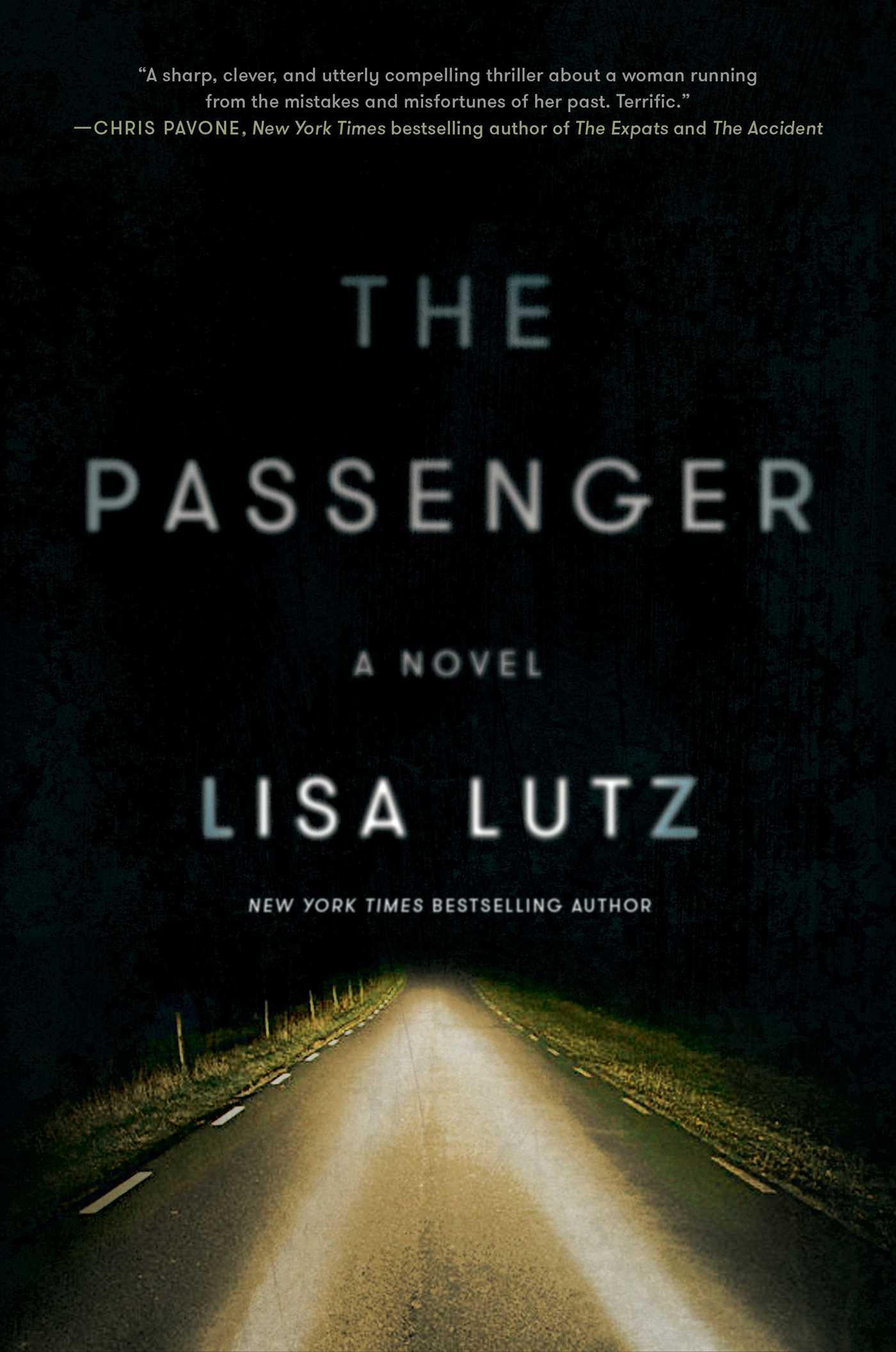 The passenger 9781451686630 hr