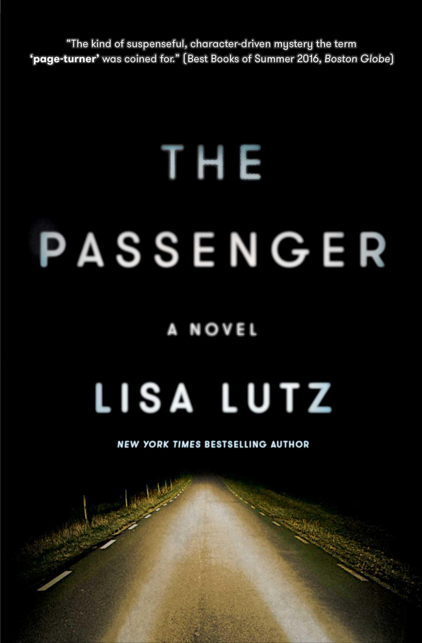 The passenger 9781451686647 hr