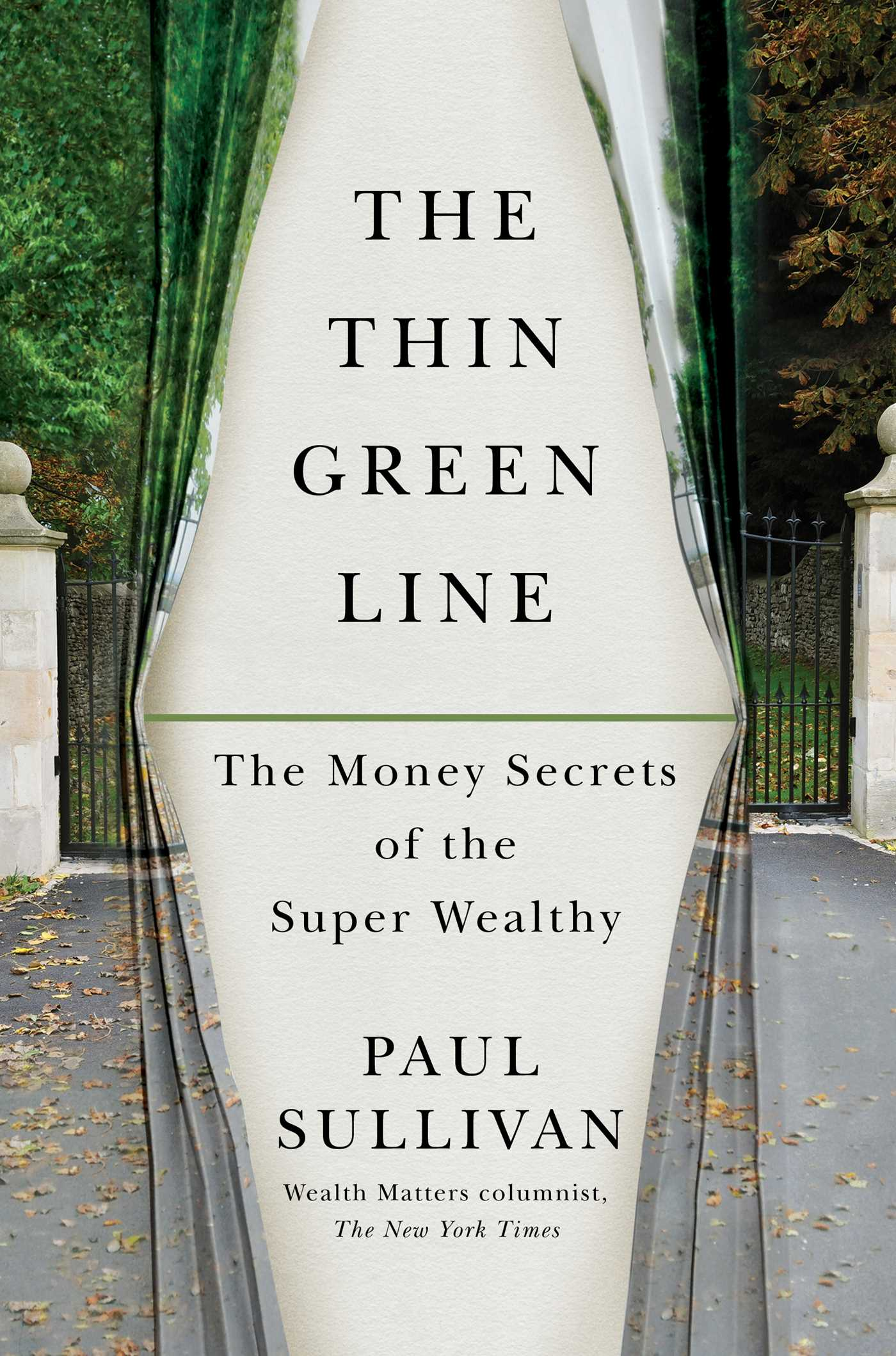 The thin green line 9781451687248 hr
