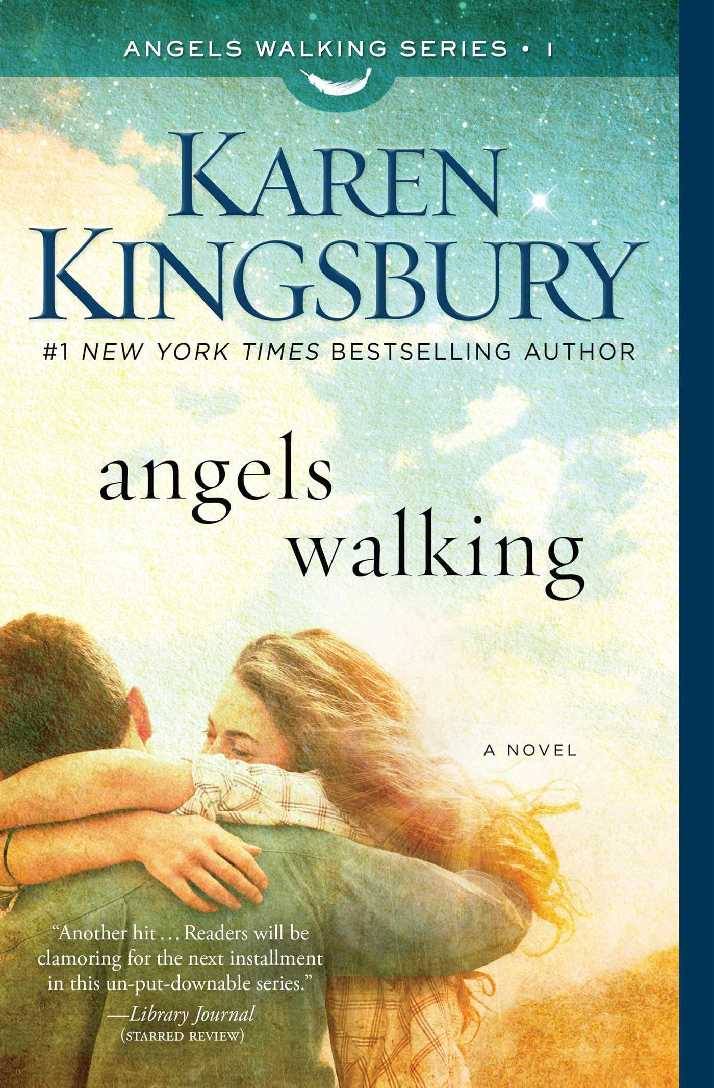 Angels walking 9781451687491 hr