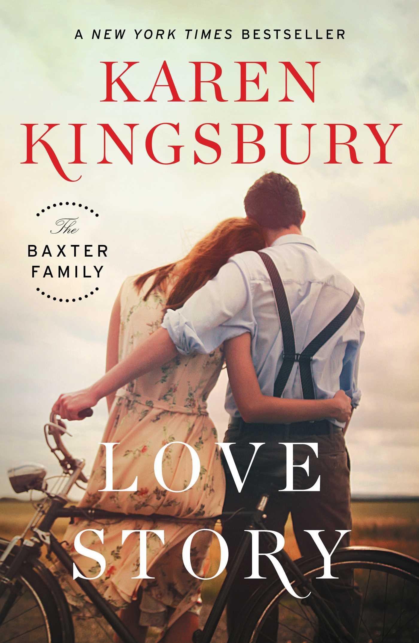 story karen kingsbury books romance canada baxter