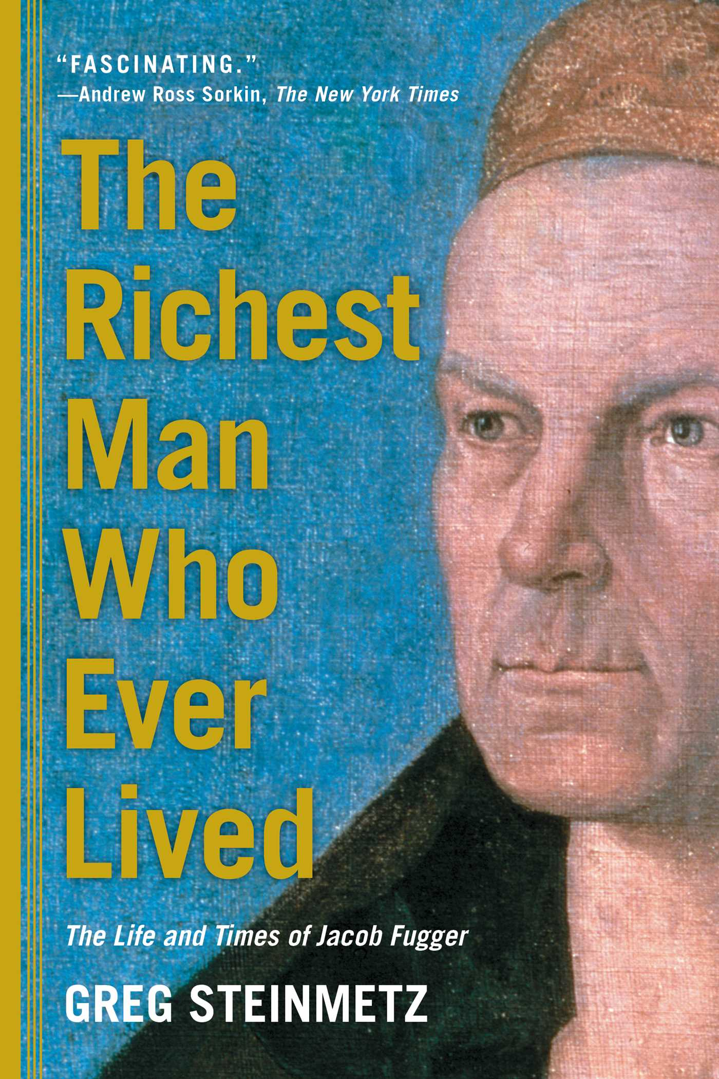 The richest man who ever lived 9781451688573 hr