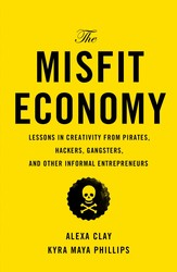 The misfit economy 9781451688825