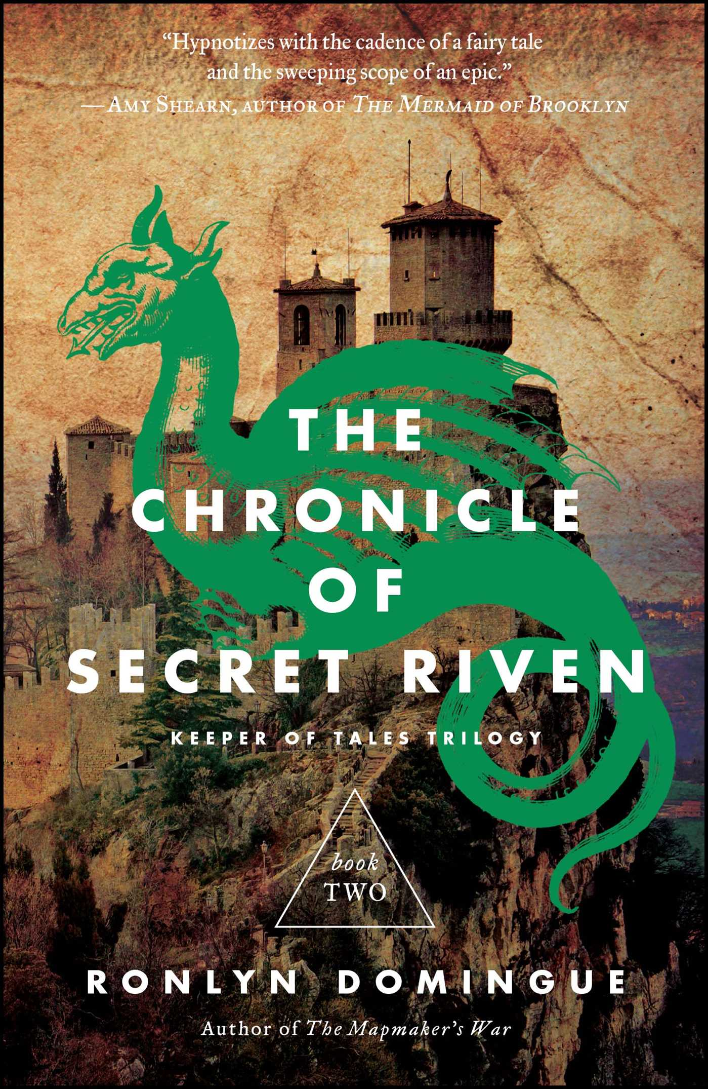 The chronicle of secret riven 9781451688931 hr