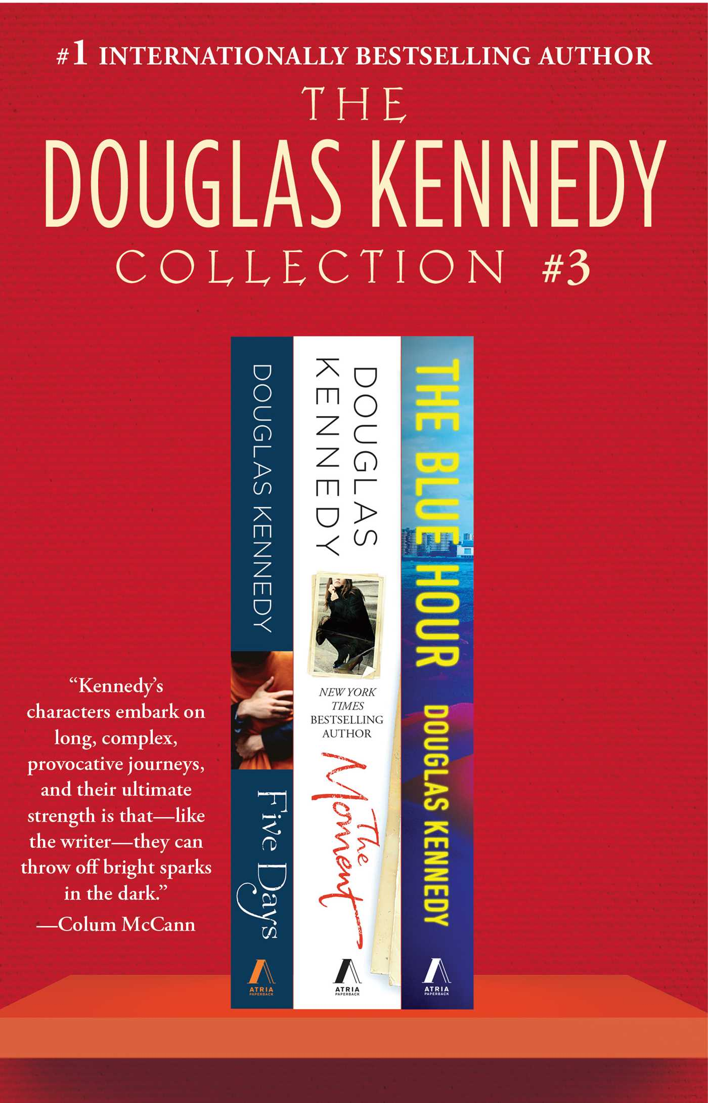 The douglas kennedy collection 3 9781451689174 hr