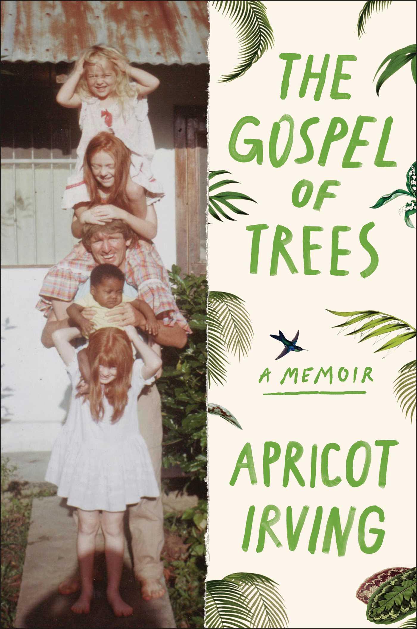 The gospel of trees 9781451690453 hr