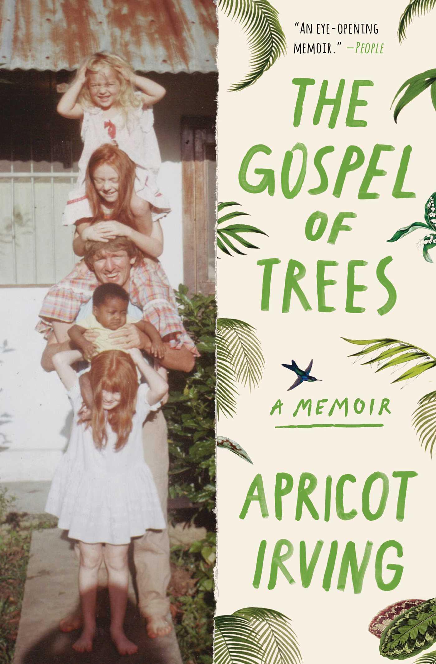 The gospel of trees 9781451690477 hr