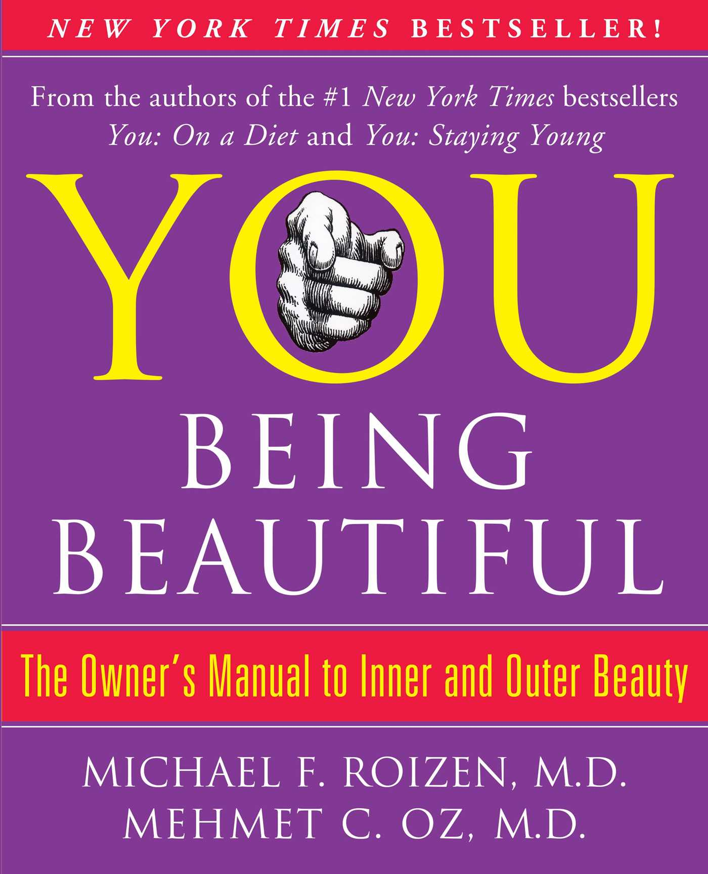 You being beautiful 9781451691368 hr