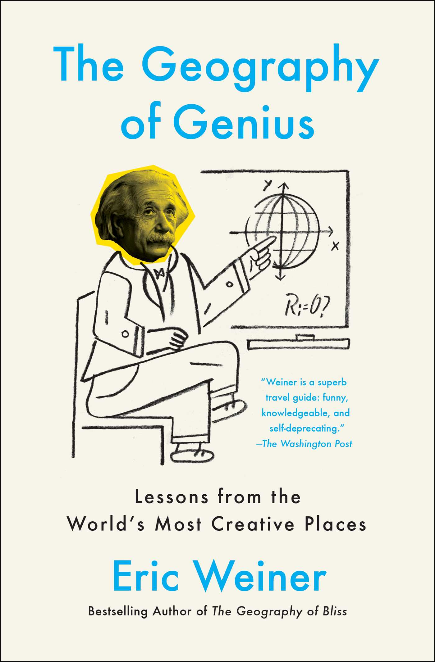 The geography of genius 9781451691672 hr