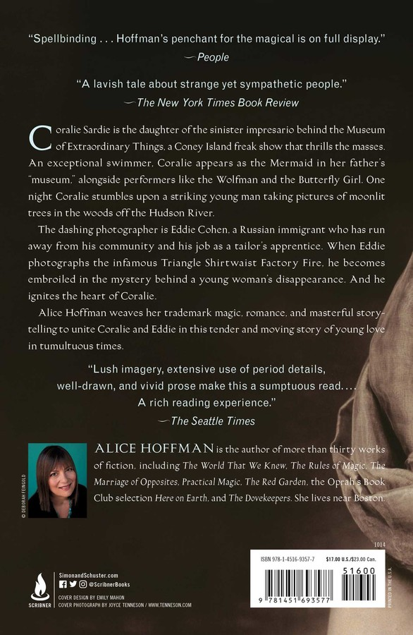 The Museum of Extraordinary Things | Book by Alice Hoffman