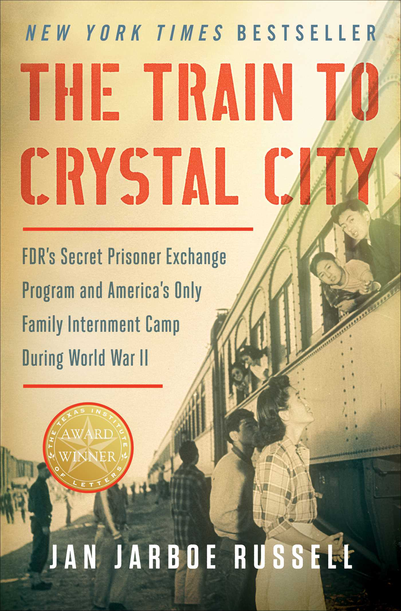 The train to crystal city 9781451693676 hr