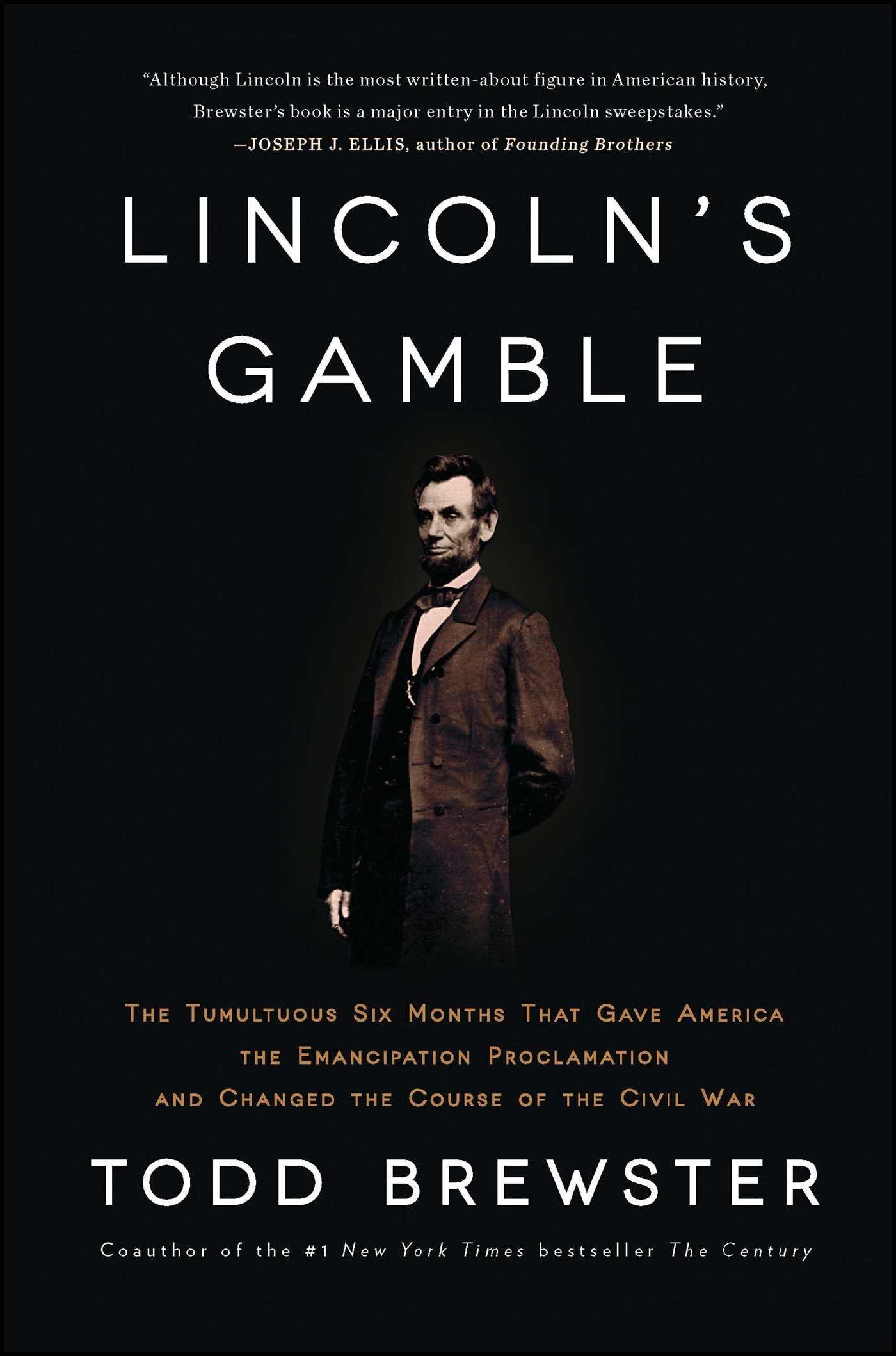 Lincolns gamble 9781451693904 hr