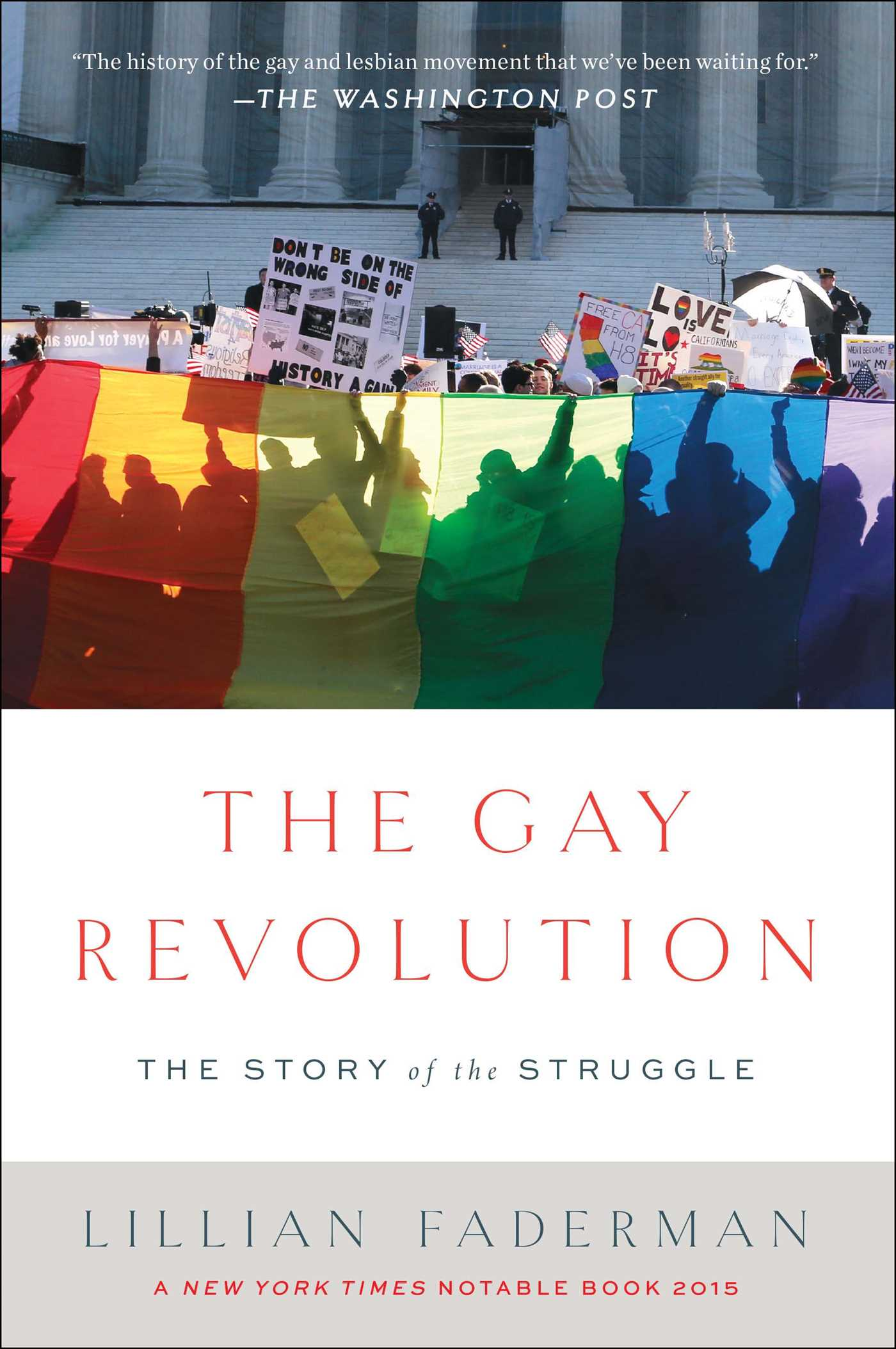 The gay revolution 9781451694123 hr