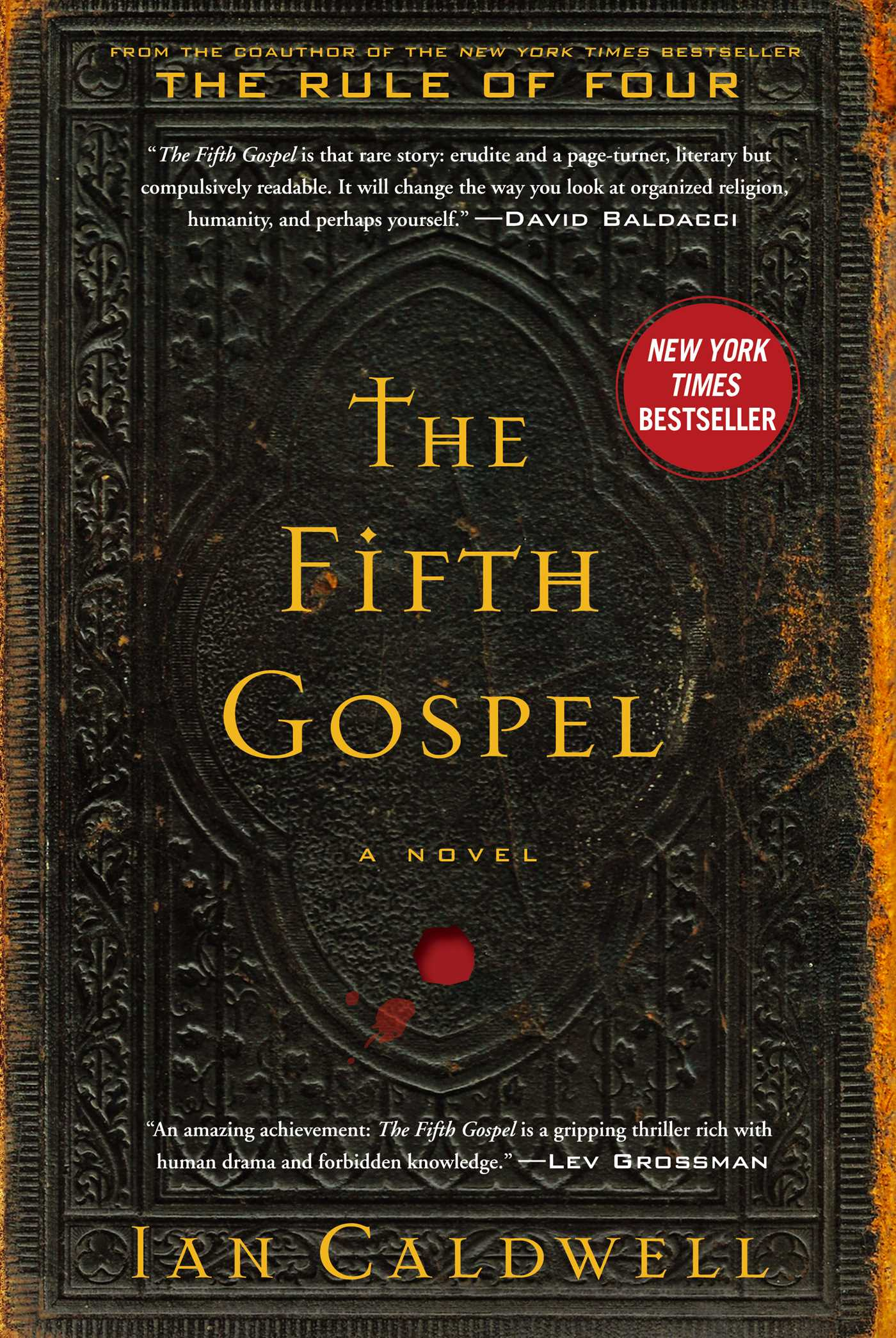 The fifth gospel 9781451694147 hr
