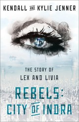 Rebels: City of Indra book cover