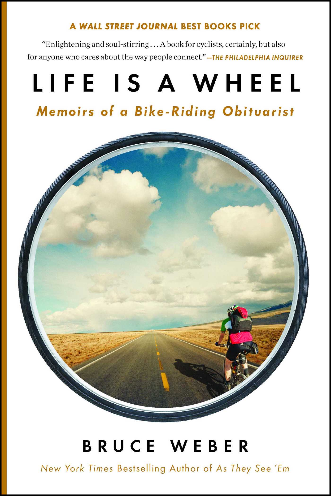 Life is a wheel 9781451695021 hr