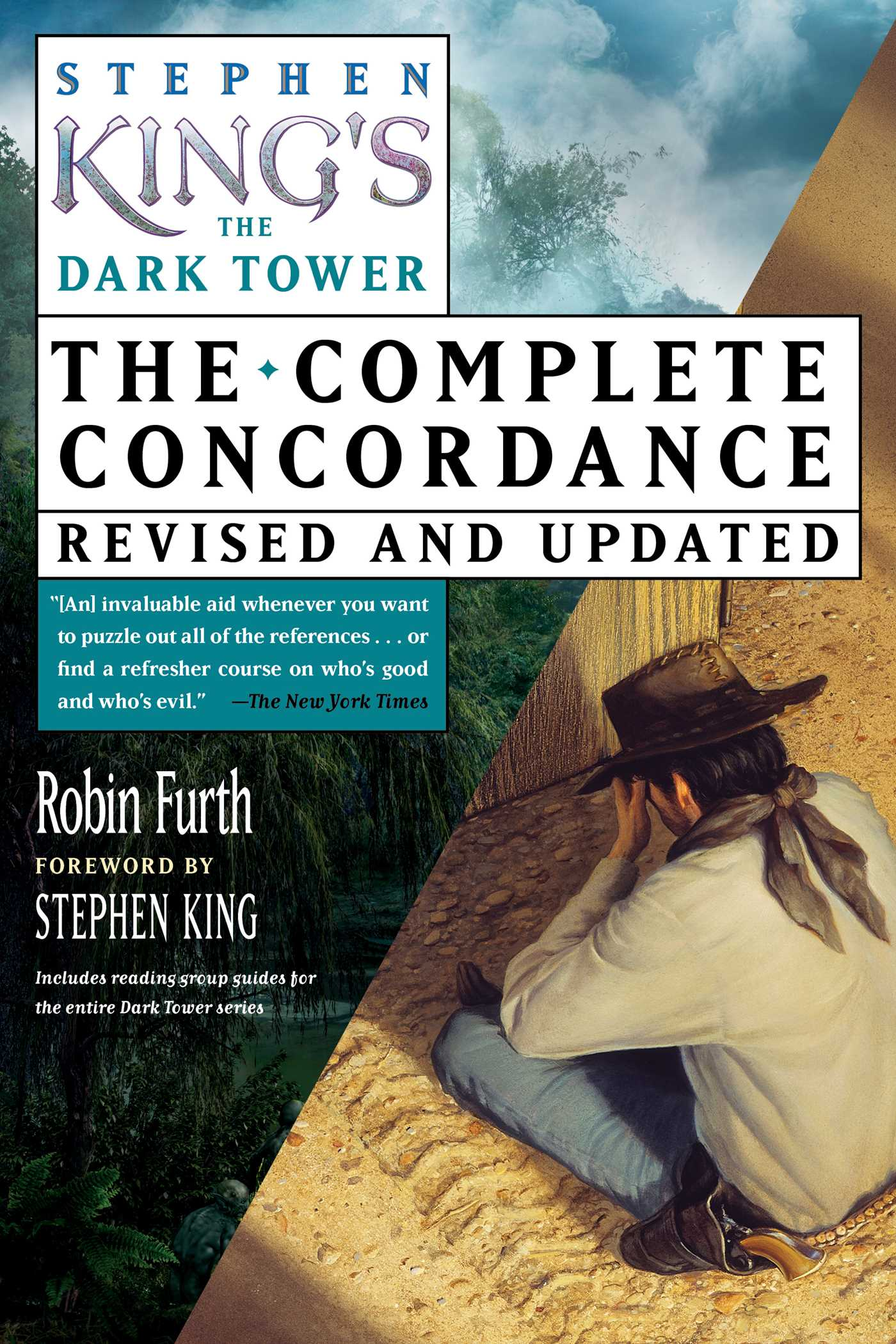 Ebook Stephen Kings The Dark Tower The Complete Concordance By Robin Furth