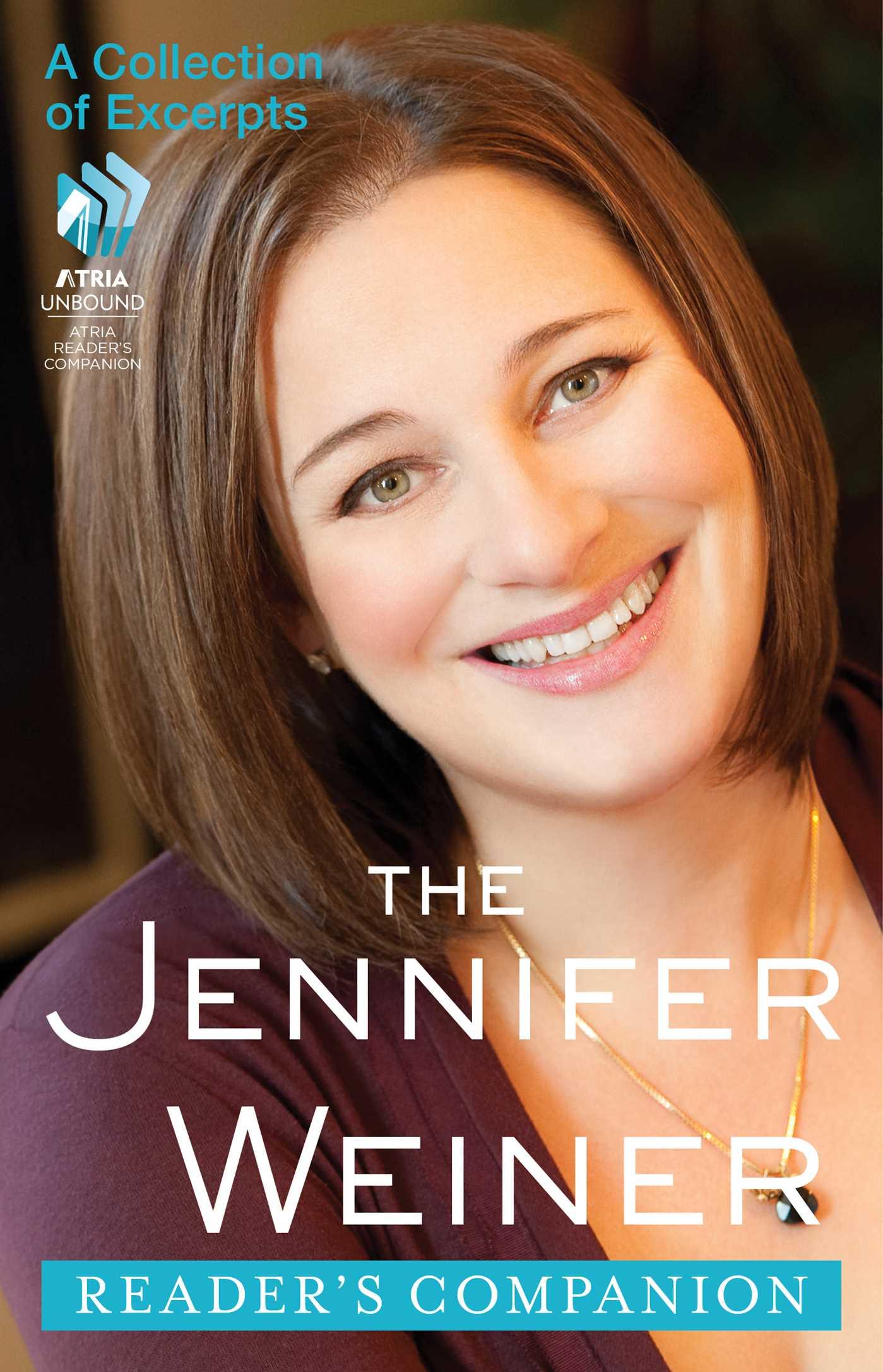 The jennifer weiner readers companion 9781451695700 hr