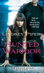 Hunted Warrior book cover