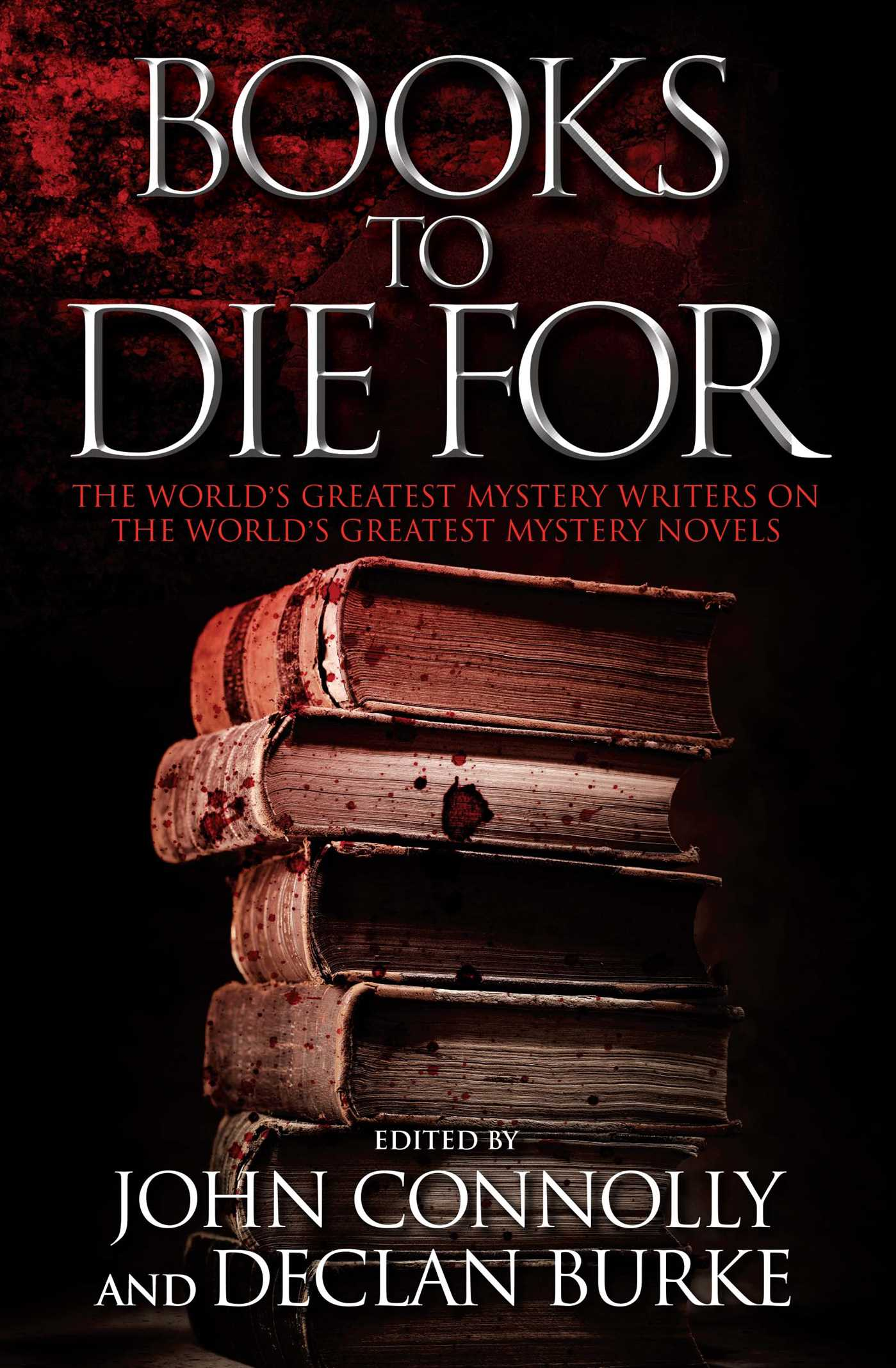 Books to die for 9781451696585 hr